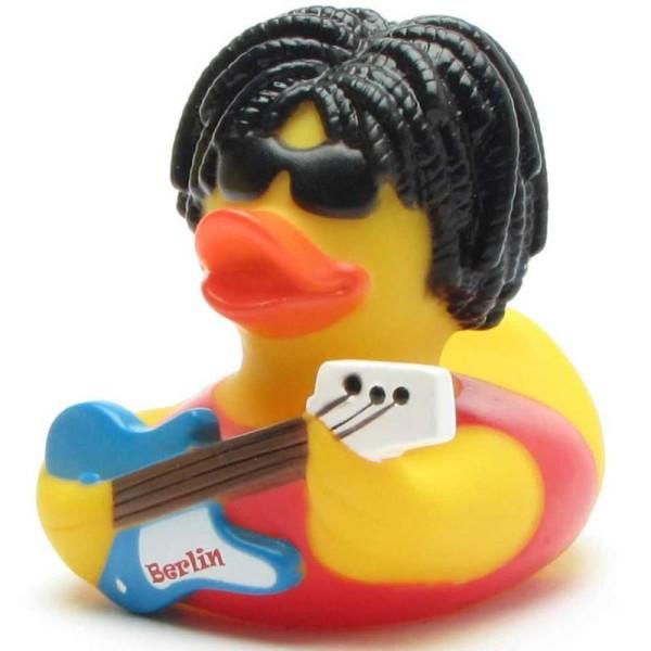 Rubber Duck rock guitarist Berlin