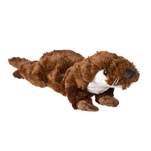 Soft toy sea otter Claus