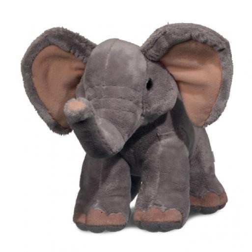 Soft toy elephant Vitali