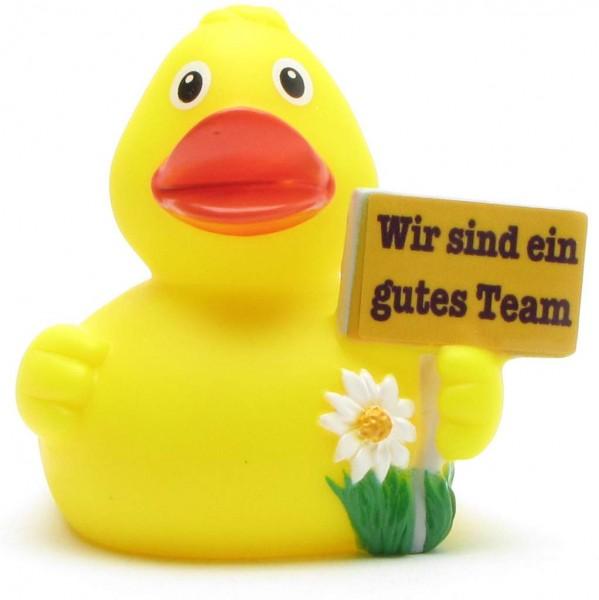 """Rubber Duck """"Wir sind ein gutes Team"""""""