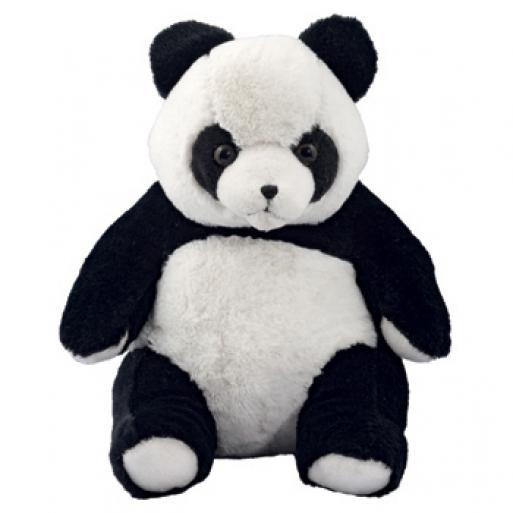 Plüschtier Panda Steffen klein