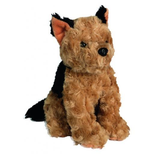 Soft toy dog Jake