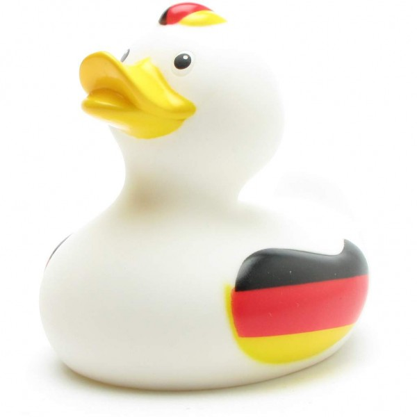 Germany Rubber Duck white
