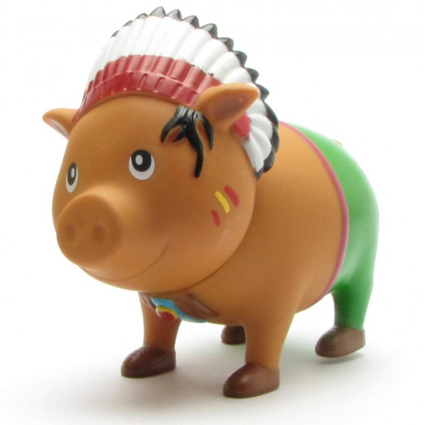 Biggys - Indian Chief Piggy bank