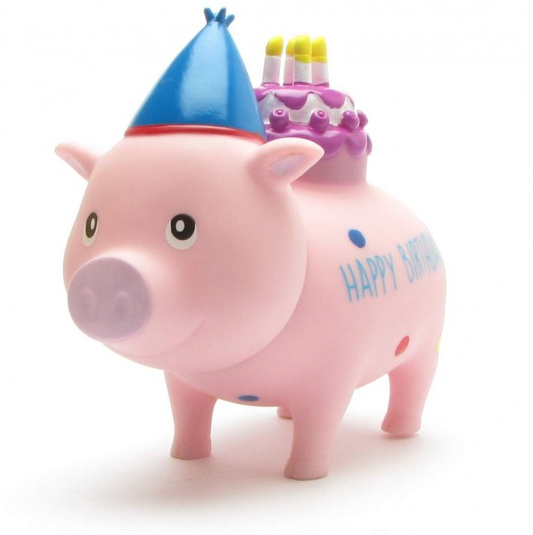 Biggys - Birthday Piggy Bank