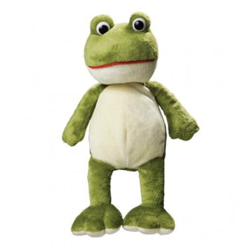 Plüschtier Frosch Rafael