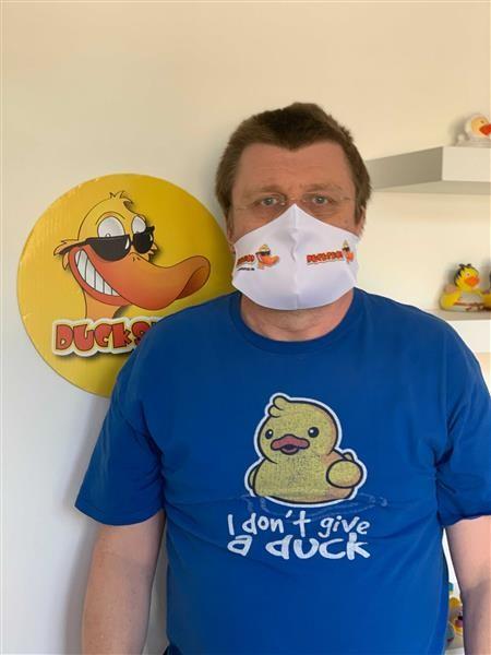 Duckshop - Mund-Nase-Schutz - Erwachsene