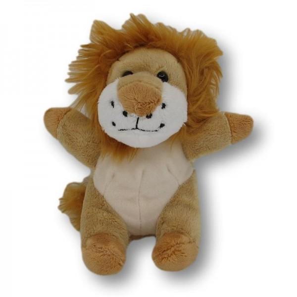 Plush speelgoed leeuw Henning