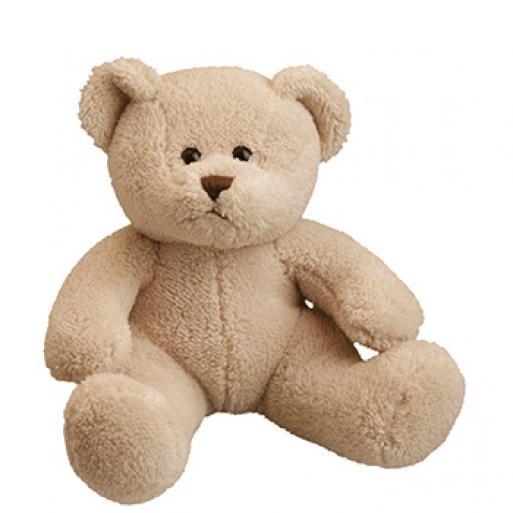 cuddly toy bear Monika cream