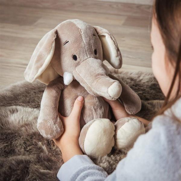 Knuffelolifant Nils