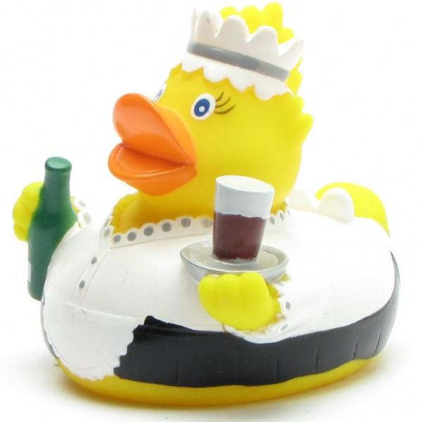 Rubber Duckie Waitress