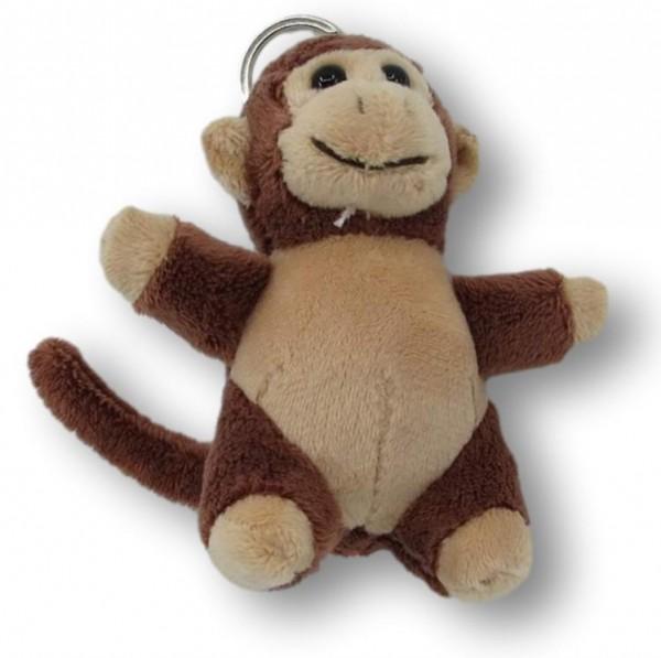 Schlüsselanhänger Affe