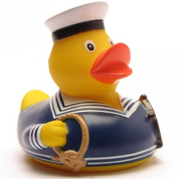 Rubber Ducky sailor blue