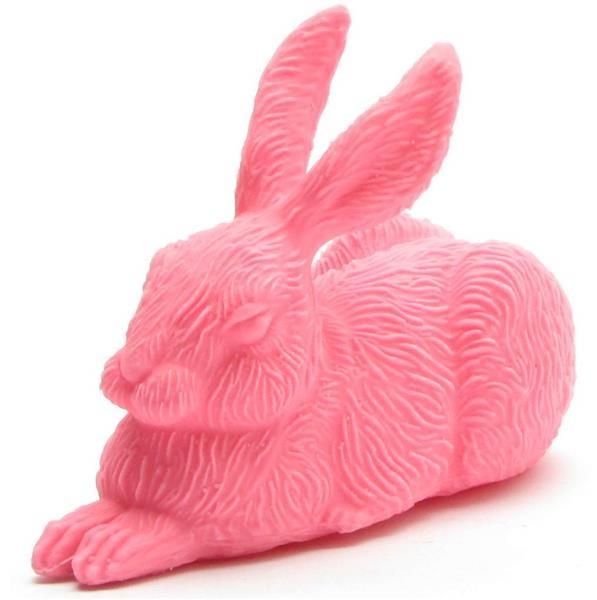 Lanco Quietsche-Hase - pink