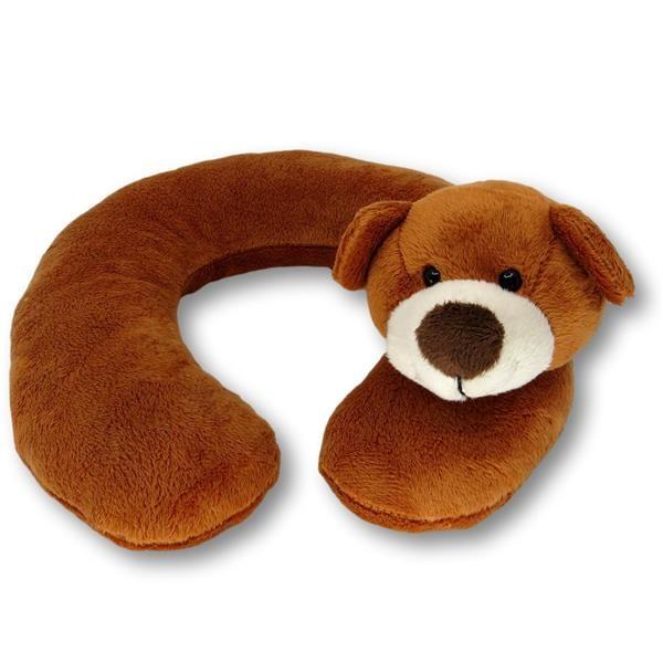 Neck pillow bear