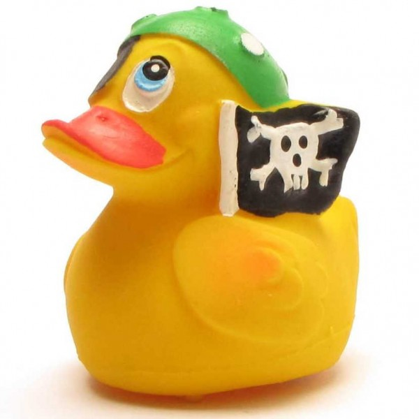 Pirate Duck vert