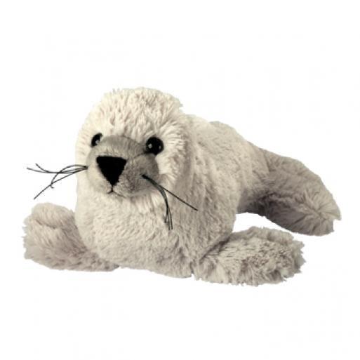 soft toy seal Silvia big