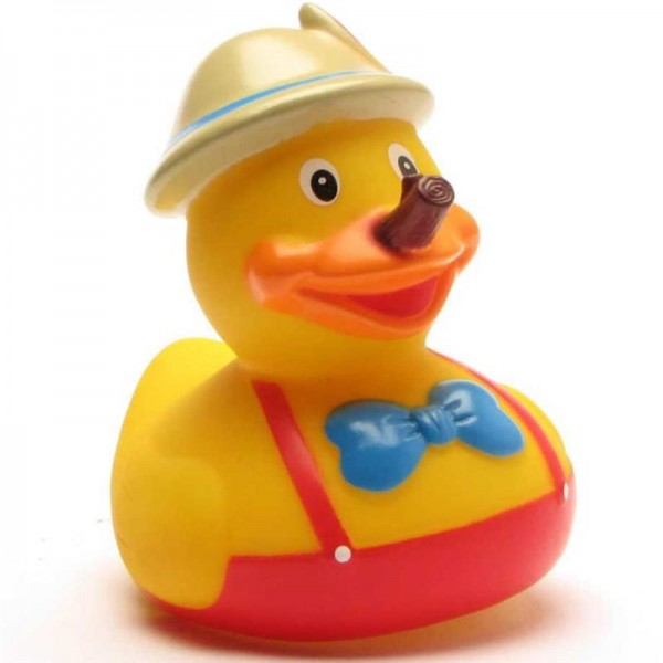 Rubber Duck Pinocchio