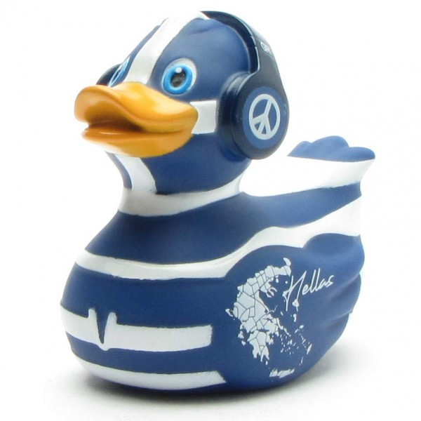 Hellas Rubber Duck