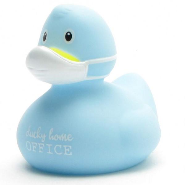 "Corona Badeente ""Ducky Home Office"""