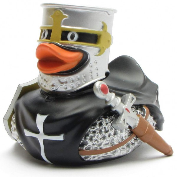 Rubber Duckie Knight black
