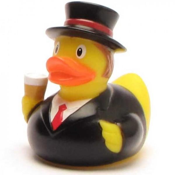 Mini Groom Rubber Duck