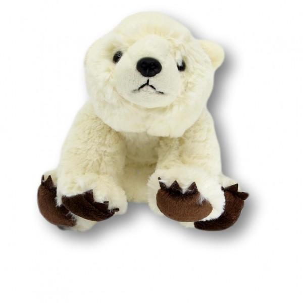 Soft toy polar bear Lia