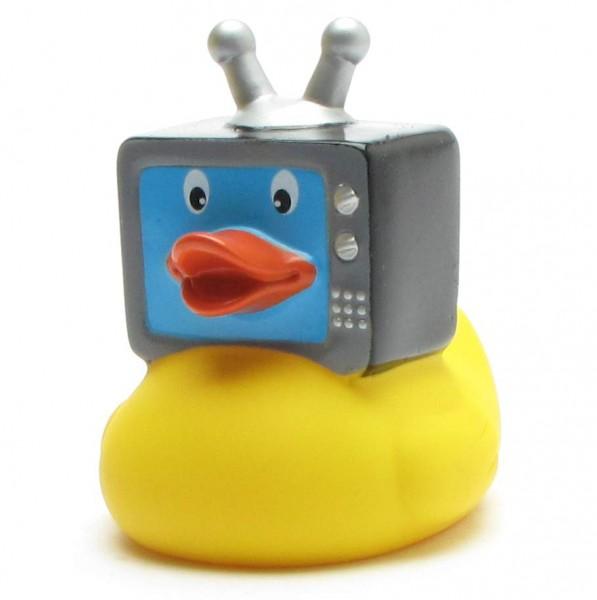 TV Rubber Duck