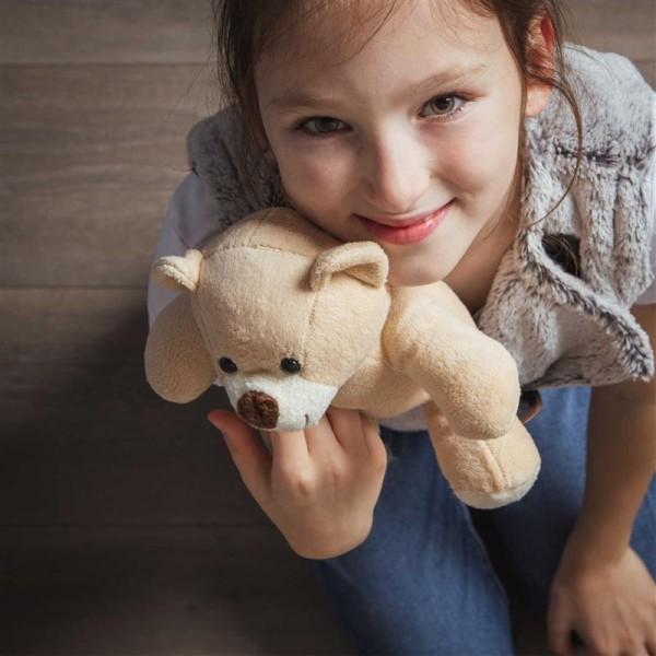 Soft toy bear Siggi
