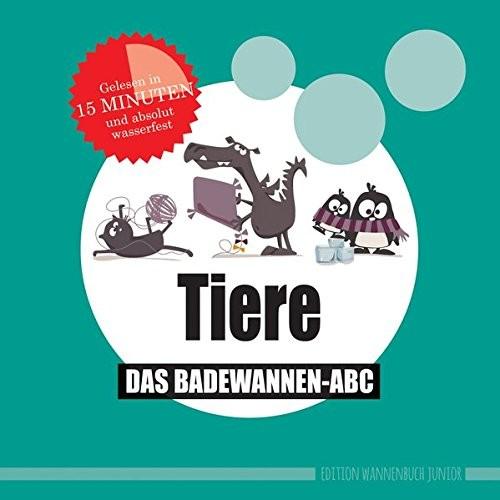 Tier - Das Badewannen-ABC