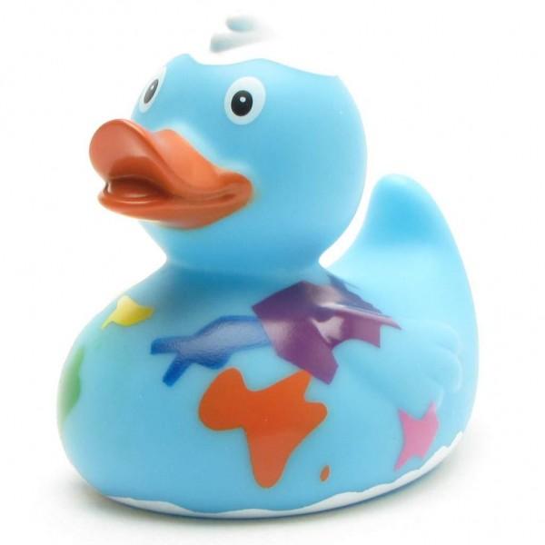 Rubber Ducky Globe