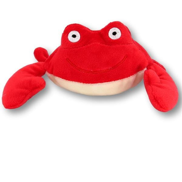 Soft toy crab Fred