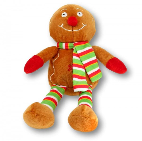 Soft toy gingerbread man