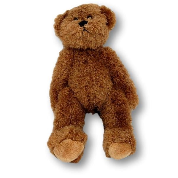 soft toy bear Max brown