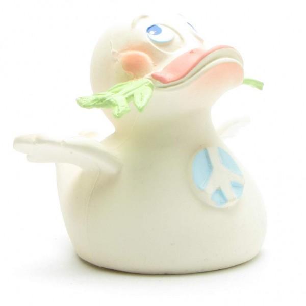 Peace Duck Rubber Duck