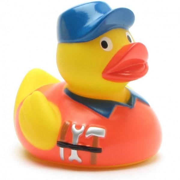 Rubber Duckie Caretaker - blue