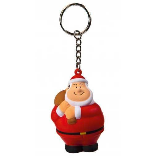 Christmas-Bert Keychain