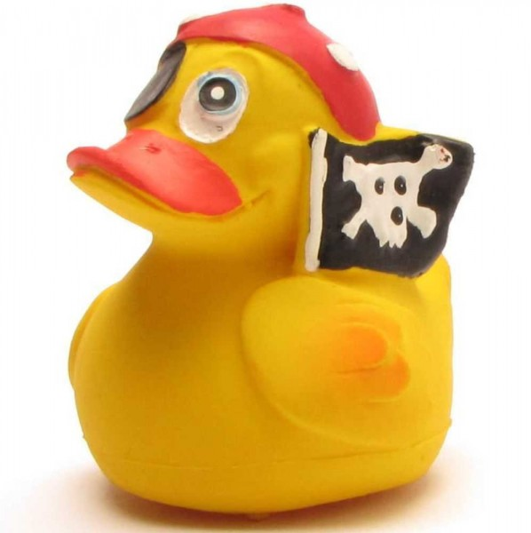 Pirate Duck rouge