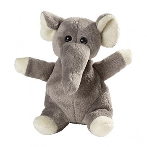 Plush animal elephant wool