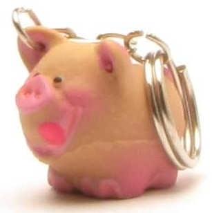 Lanco Mini Pig Keychain