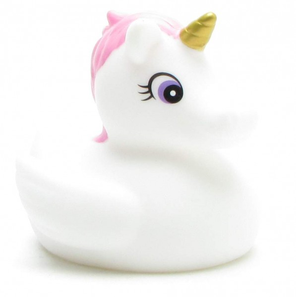 LED-Unicorn - Einhorn pinke Mähne