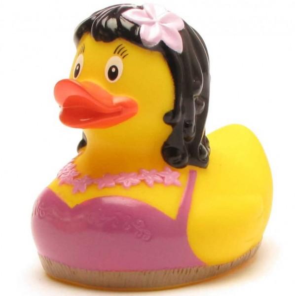 Hawaii Rubber Ducky - Woman