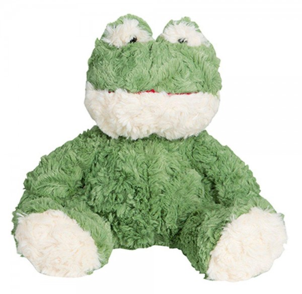 Soft toy frog gate