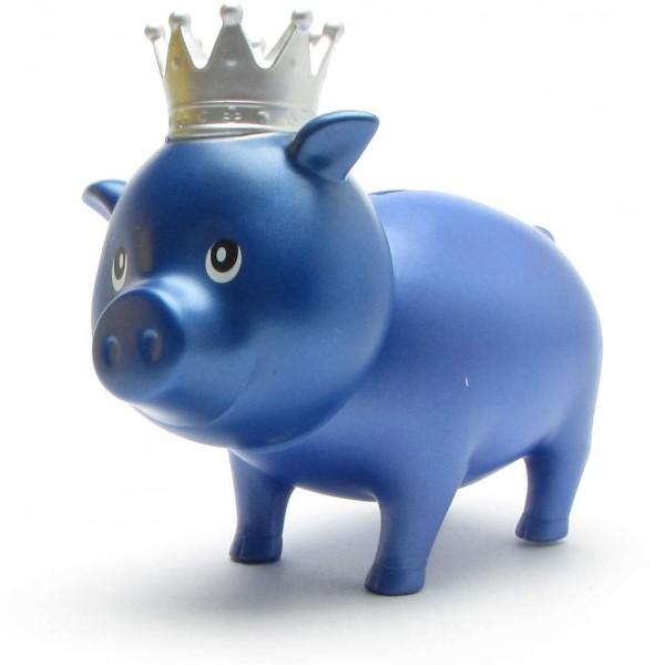 Biggys - Sparschwein Blue Diamond