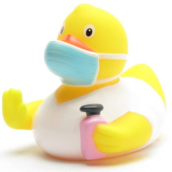 Corona Rubber Duck
