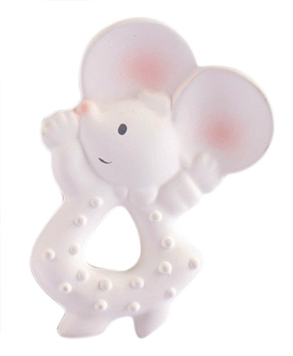 Meiya the Mouse - teether