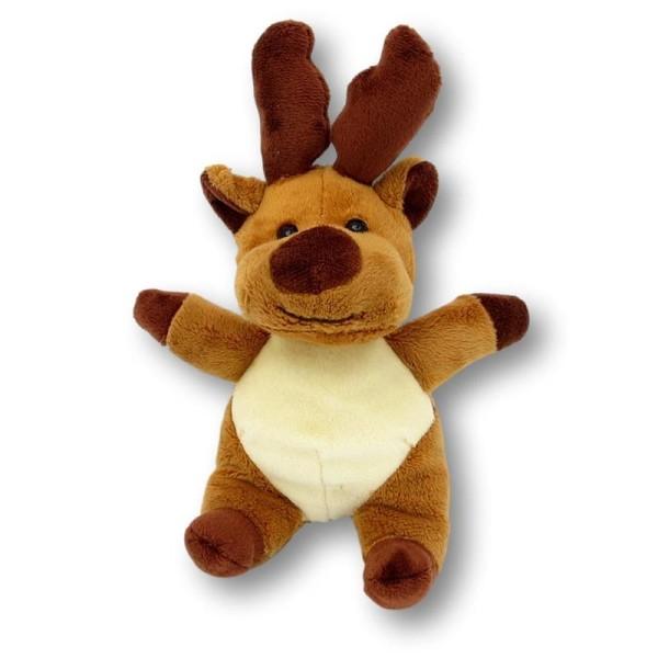 Soft toy moose Oke
