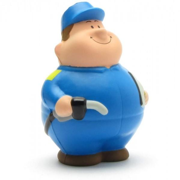 Gas station attendant Bert