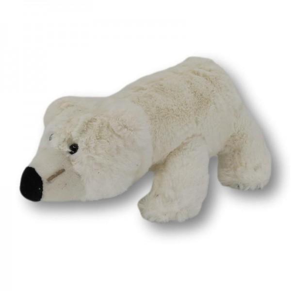 Freddy, l'ours polaire en peluche - 18 cm