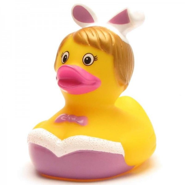 Bunny Rubber Duck